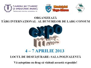 expo mures