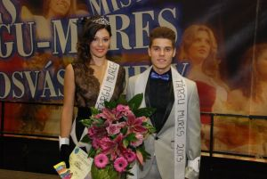miss si mister tg mures 2013