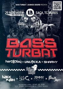 bass turbat saga