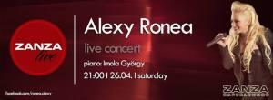 alexy ronea zanza