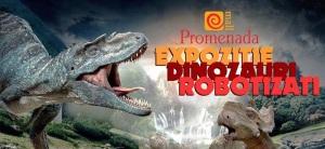 expozitie dinozauri promenada