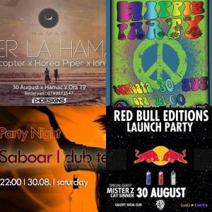 petreceri 30 august