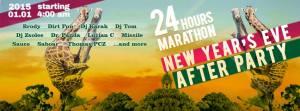 24 h party