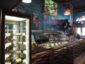 cafe frei interior