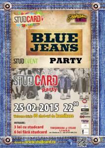blue jeans party jb