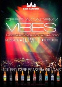deep academy vibes
